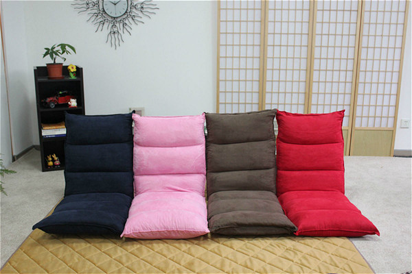 leisure lounger single sofa bed furniture living room recliner chaise lounge daybed floor adjustable japanese style