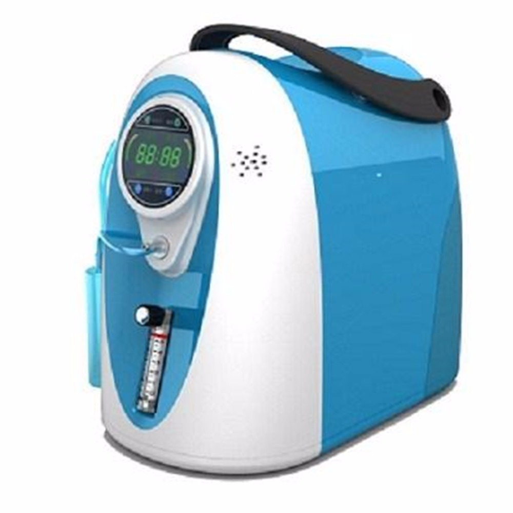 Health Care Oxygen Concentrator Oxygen Generator For Repiratory Diseases COPD O2 Concentrator CE Approved PSA O2 Generator medical and health care portable battery oxygen concentrator 5l 90% purity home car and outdoor travel recommended o2 generator