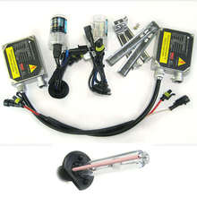 35W 12V HID Xenon Conversion Kit 2 Ballasts + 2 Bulbs H1 H1-12000K Wholesale & Retail [C48]