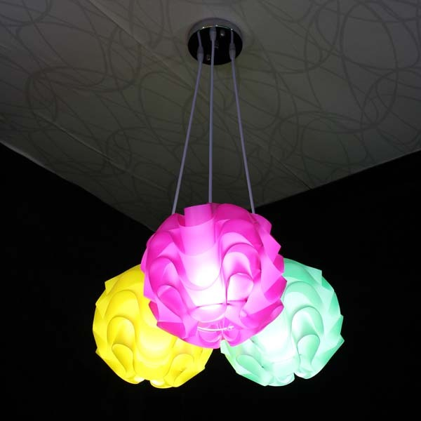 Modern Le Klint 172 Pendant Lamps Pp Lights Wave Ball Child Light Colorful Fixture Lamp Dia 18cm 23cm 30cm 43cm In From
