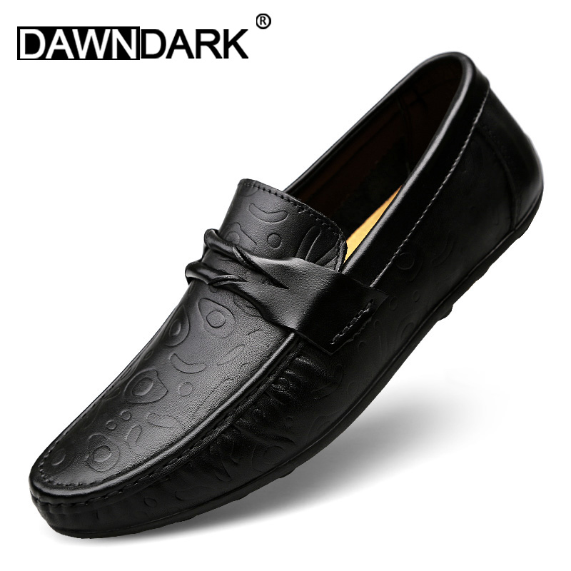 Genuine Leather Casual Men Shoes Slip on Male Brand Fashion Handmade Boat Shoes Comfortable Man Flats Moccasins Loafer Plus SizeGenuine Leather Casual Men Shoes Slip on Male Brand Fashion Handmade Boat Shoes Comfortable Man Flats Moccasins Loafer Plus Size