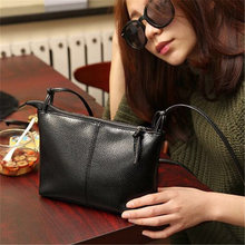 New&Hot ! 2019 Fashion casual shoulder bag cross-body bag small vintage women's handbag pu leather women messenger bags E11