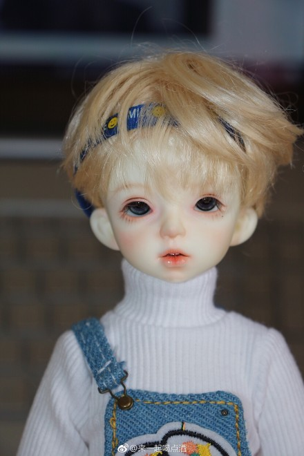 The New Standard 1//6 SD Doll Resin Mini BJD Make Up DIY Pretty Cute Gift Handmad