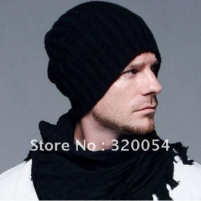 e0d09ec8bc3 New korean wool caps winter fashion hats solid color jpg 398x399 Wool caps  for men