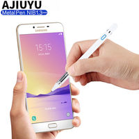 Pen Active Stylus Capacitive Touch Screen For Samsung Galaxy Note8 Note 5 4 3 6 7 8 Note4 Edge II Note5 N9500 Mobile phone Case