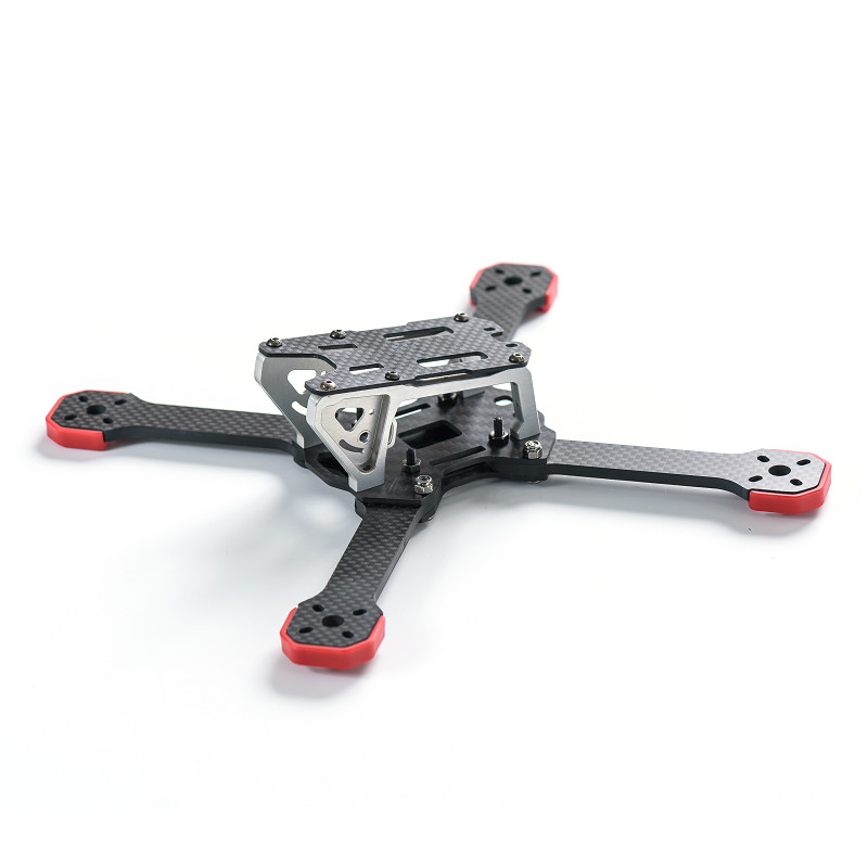 TransTEC Frog V2 Lite frame 218mm Separate Arm Support 3S-4S 20A-30A ESC F3 Naza 32 CC3D 2207 2306 Motor RC FPV Racing drone