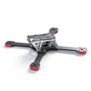 Image 2 - TransTEC Rana V2 Lite telaio 218 millimetri Separato Del Braccio di Supporto 3 S 4 S 20A 30A ESC F3 Naza 32 CC3D 2207 2306 Motore RC FPV Da Corsa drone