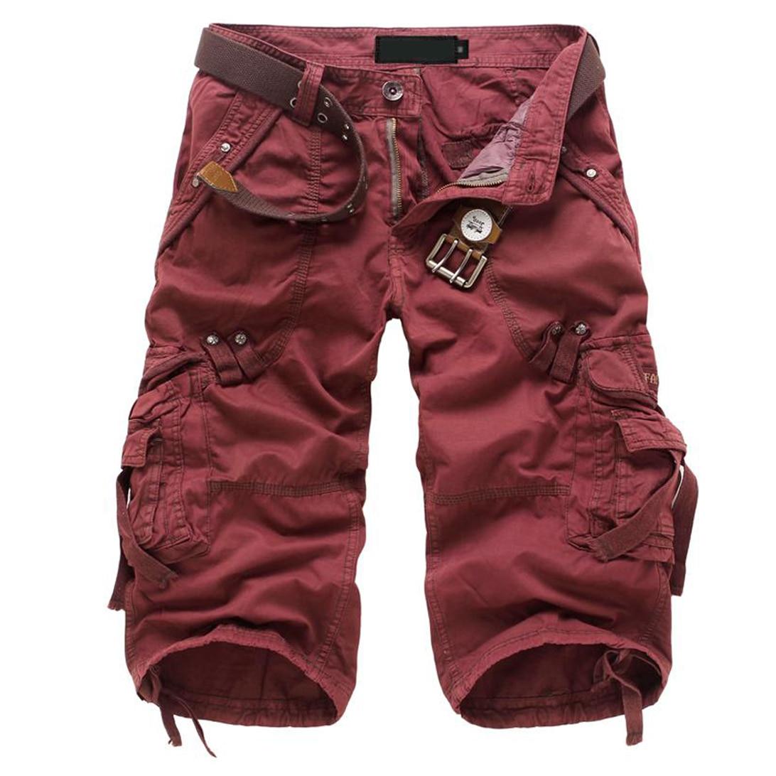 Popular Men Cargo Capri Pants-Buy Cheap Men Cargo Capri Pants lots ...