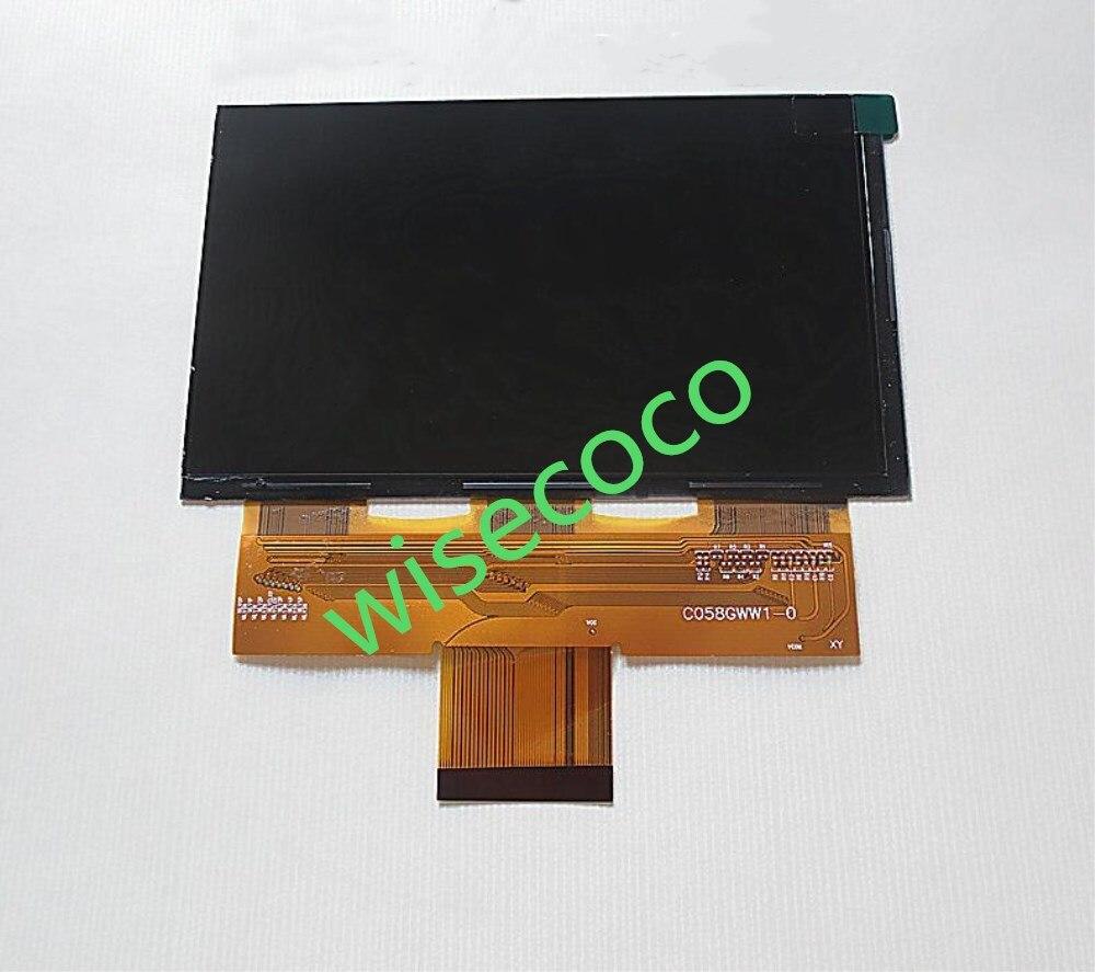 5.8 inch 1280*768 C058GWW1 0 lcd screen display DIY ...