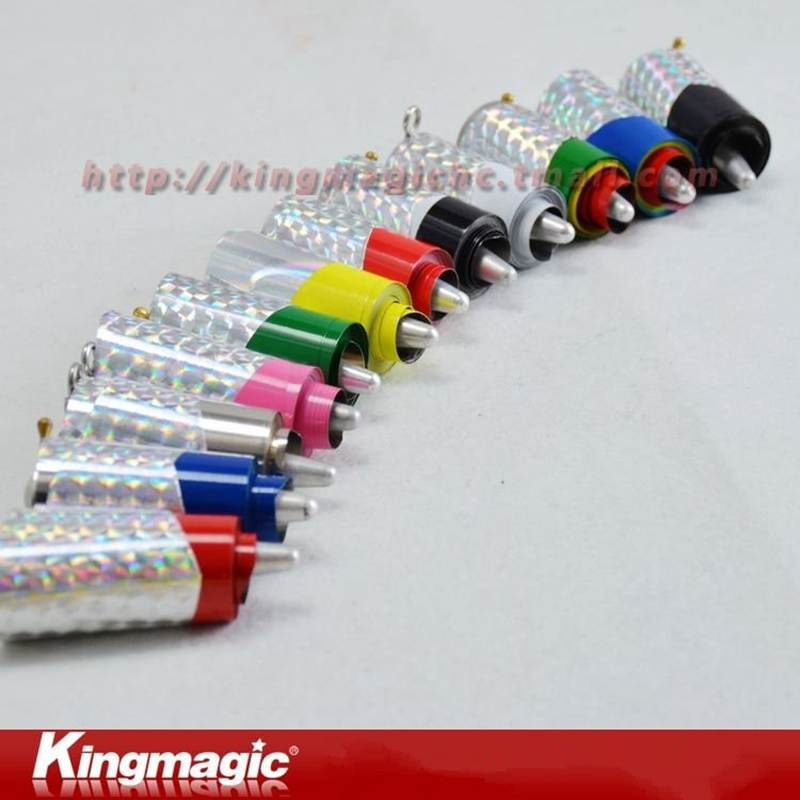 Kingmagic Appearing Cane Mahka (Many Colors) Metal Stage Magic Magic Props Magia Tricks