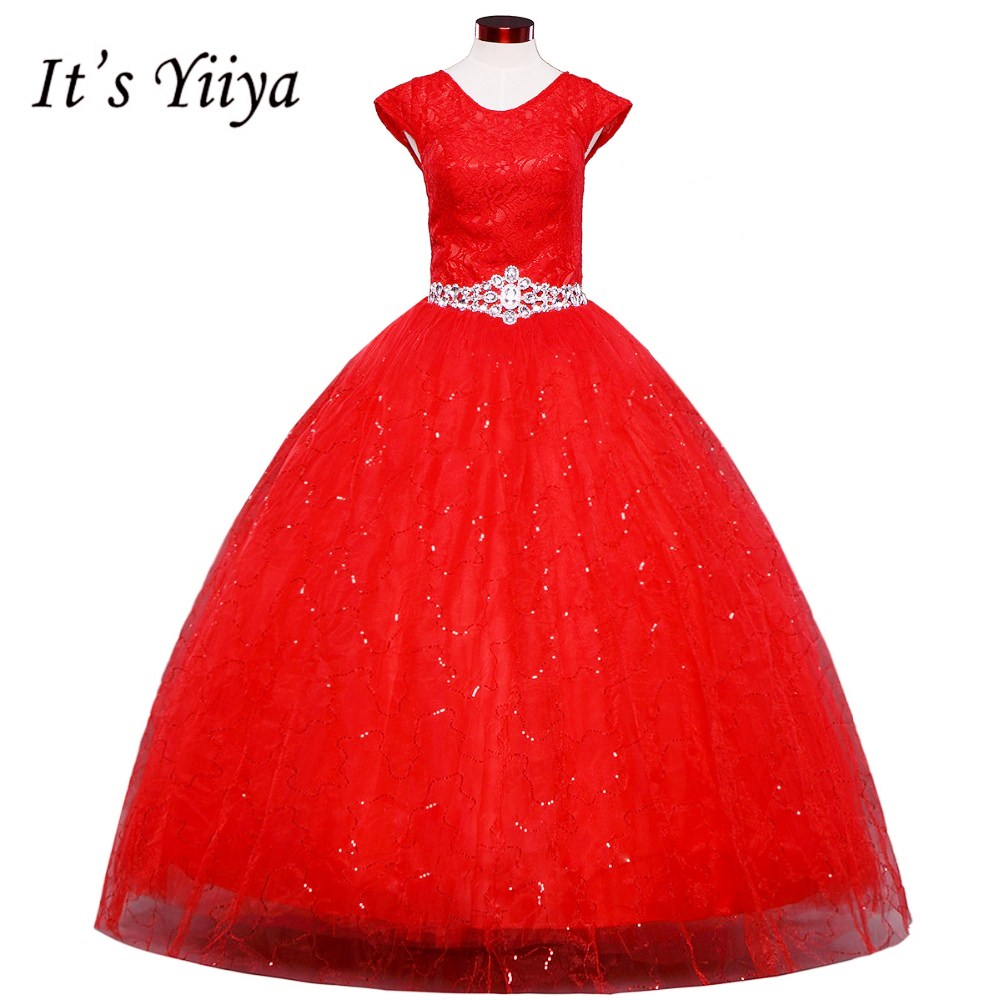 Buy free shipping red wedding dress 2015 for Wedding dress free shipping