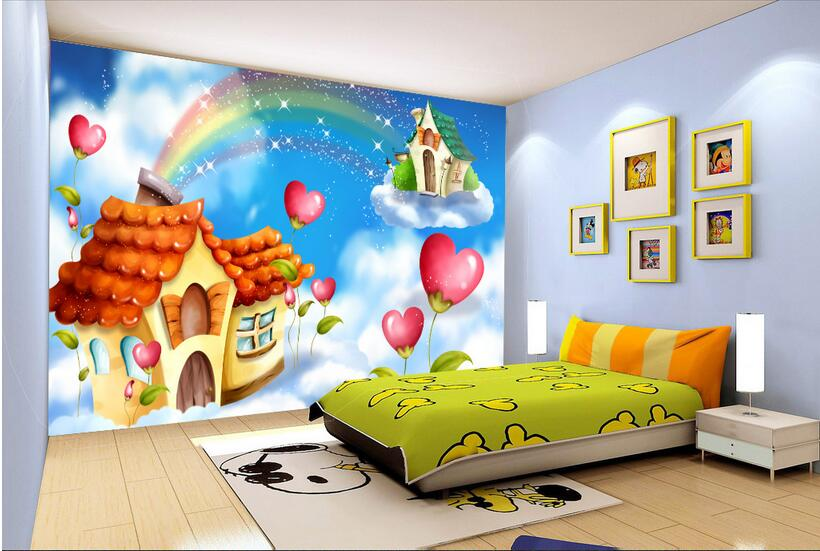 3d Room Wallpaper High End Custom Mural Non Woven Wall