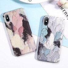 Luminous Flower Case For iPhone 7 Plus Mandala Pattern Phone Cases Slim Matte PC Back Cover For iPhone X 8 7 6 6S Plus стоимость
