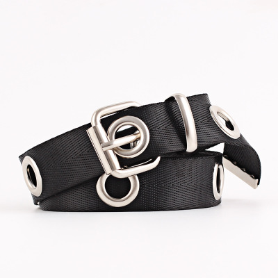Ladies belts hollowed out belts