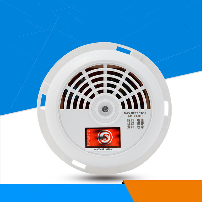10pcs 85db Natural Co Gas Leak Alarm Warning Sensor Detector Home Security Tool With Indicator Light Sound Gas Leakage Detector Relieving Rheumatism And Cold