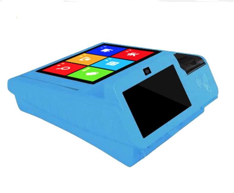 POS Machine,9.7 Inch Capacitive All In One Cash Register, With Win Or Android System,
