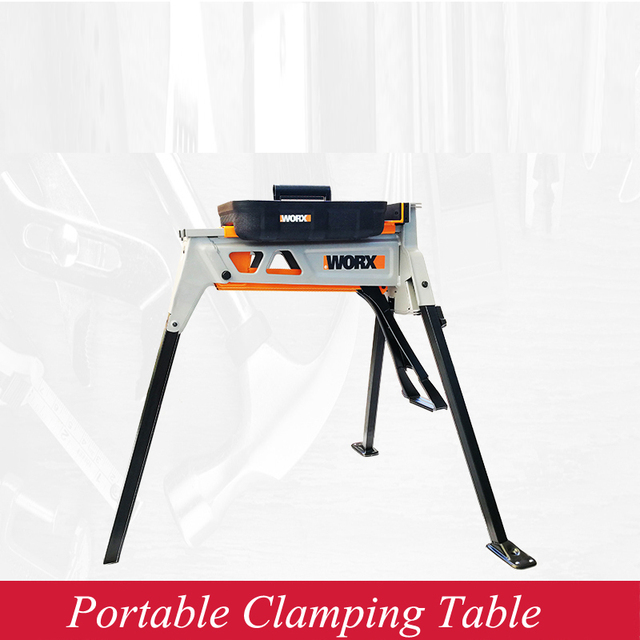 Woodworking Fast Clamping Vise Vise Multi-function Portable Workbench WX060