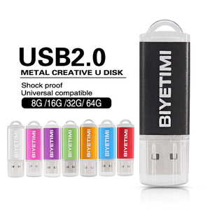 Image 5 - Biyetimi USB stick 128GB 64GB 32GB 16GB 8GB USB2.0 TransMemory USB sticks USB memory Stick 32GB usb Pen Drive U disk