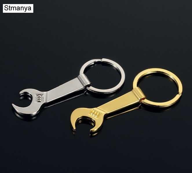 Llavero abridor de llaves-nueva llave de metal de moda llavero de coche llavero nuevo llavero de moda para hombres regalo #17175