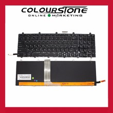 For MSI GE60 GE70 GX60 GX70 GT60 GT70 GT780 GT783 MS-1762 For Clevo P150EM P170EM P370EM P570WM Russian Laptop backlit keyboard