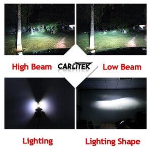 Image 5 - CARLitek N1 12 V H4 H7 bombillas Led diodos automóviles 50 W 8000LM Auto H8 H9 H1 H11 HB3 HB4 led coche de conducción faros antiniebla luces led para auto