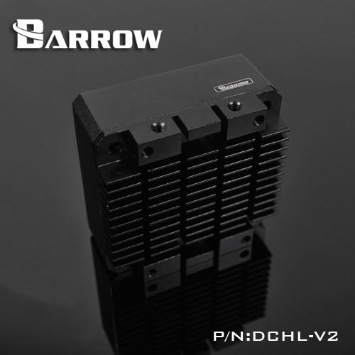 Barrow DCHL-V2, Комплекты радиатора из алюминиевого сплава DDC / 17W, Конверсионный радиатор, для насоса DCC Serise и насоса Barrow 17W