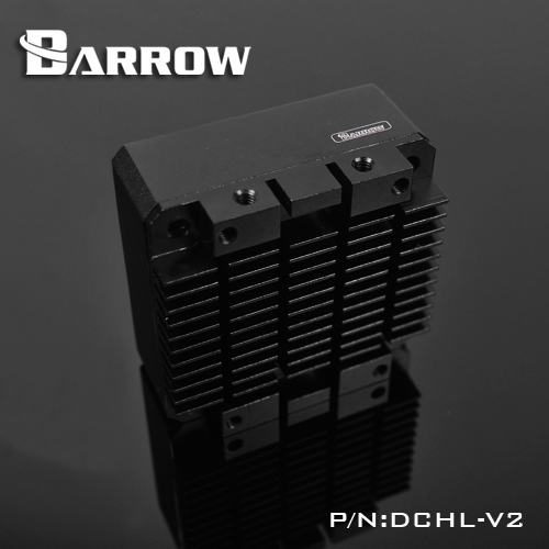 Barrow DCHL-V2, DDC / 17W alumīnija sakausējuma radiatoru komplekti, siltuma izlietnes īpaša pārveidošana, DCC serise sūknim un barrow 17W sūknim