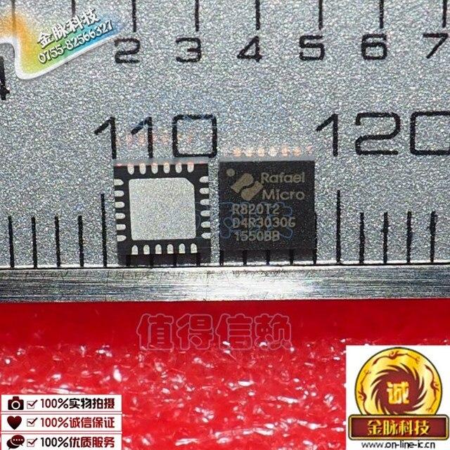 10PCS New Original R820T2 QFN QFN24