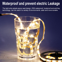 WENNI LED Night Light USB Strip Lamp Waterproof Tiras Decoracion Ribbon Tape Flexible TV Backlight Lighting