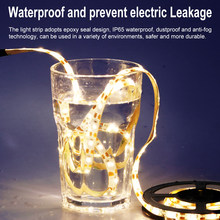 WENNI LED Nachtlampje USB LED Strip Lamp Waterdicht Tiras LED Decoracion Lamp Lint Licht Tape Flexibele TV Backlight Verlichting
