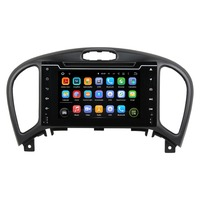 KLYDE 7 2 Din Android 8.1 Car Radio For Nissan JUKE 2004 2016 Car Audio Multimedia Player Car Stereo DVD 1024*600 Mirror Link