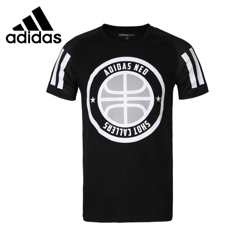 Nuovo Arrivo originale 2018 Adidas NEO Etichetta FAV MAGLIETTA degli uomini di T-Shirt Abbigliamento Sportivo