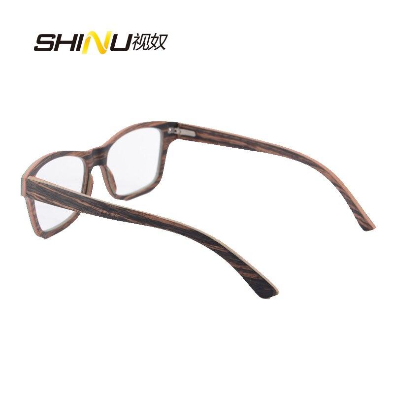 Luxus Marke Designer brille Frauen Optischen Rahmen Holz Brillen ...