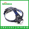 Headlamp Flashlight Waterproof 3000Lm Camping CREE XMLT6 LED 3 Modes Zoomable High Power Hunting Headlight Lantern 7025