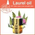Laurel óleo essencial 2 ml óleos essenciais 100% puros de plantas óleo de Marrocos importa óleo baía baía