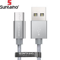Suntaiho USB Type C Cable,Nylon USB C 3.1 Type-C Fast Sync & Charger Cable for S8 xiaomi/mi5/Oneplus/LG/Nexus 5X/MAC/ZUK/HUAWEI