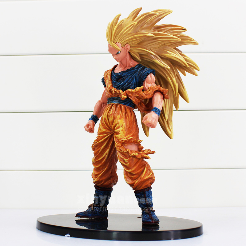 22cm Dragon Ball Action Figures Super Saiyan  PVC Model Figure Toys Collectible Gifts Free Shipping22cm Dragon Ball Action Figures Super Saiyan  PVC Model Figure Toys Collectible Gifts Free Shipping