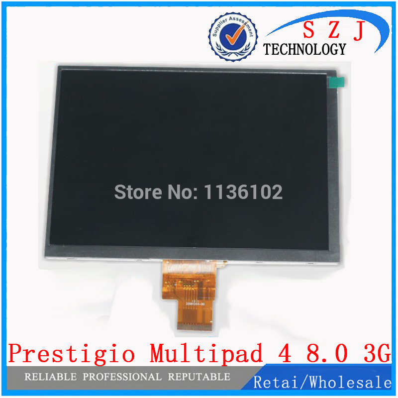 New 8 inch Prestigio Multipad 2 Ultra Duo 8.0 PMP7280C TABLET LCD Display Screen Replacement Digital Free Shipping new prestigio multipad pmt3008
