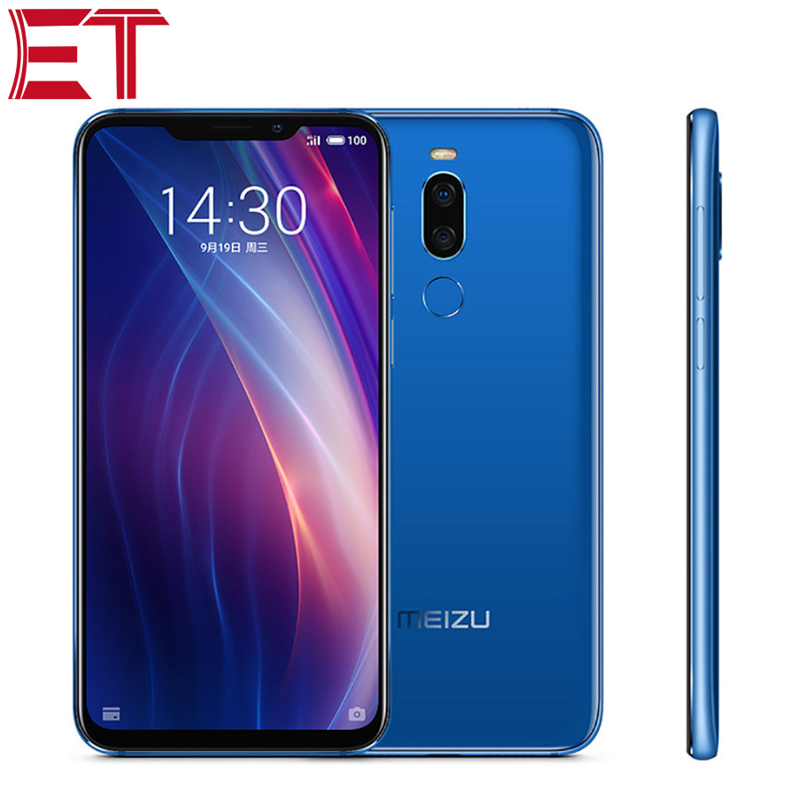 "Brand New Cellphone 6.2"" Meizu X8 6GB RAM 64GB ROM Snapdragon 710 Octa Core 4G LTE Fingerprint Recognition Mobile Phone Type-C"