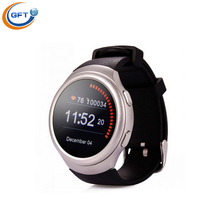 GFT D09 Smart uhr smart 512 RAM + 4G ROM wifi gps pulsmesser sport armbanduhr besser als gt68 gt88 smartwatch