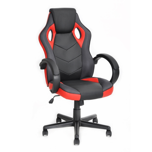 Aingoo Gaming Chair Boss Office With Arms Fabric Pads Seat Height Adjule 360 Degree
