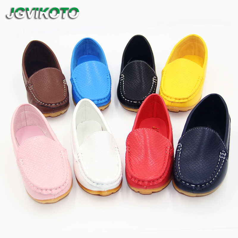 JGVIKOTO 2019 New Summer Autumn Children Shoes Classic Cute Shoes For Kids Girls Boys Shoes Unisex Fashion Sneakers Size 21-36