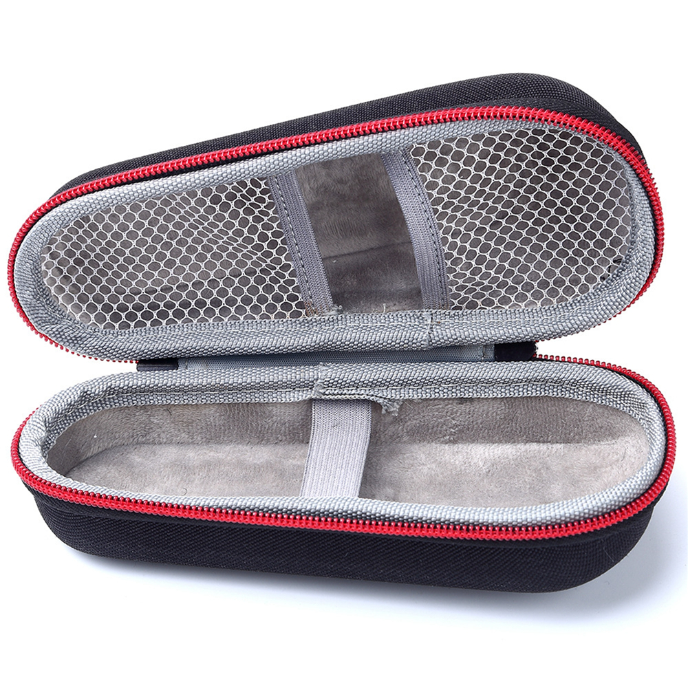 Hard EVA Storage Bag for <font><b>Braun</b></font> Electric Shaver & Charger <font><b>3</b></font> 3040s/300s/310s/3010s/<font><b>3000s</b></font> 7 790cc-4/760cc-4 Waterproof Protect Case image