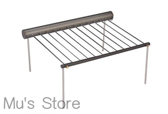 Free Ship! Outdoor Camping BBQ Grill Portable Barbecue