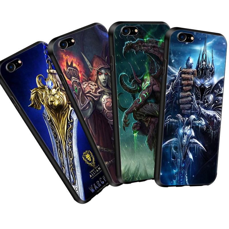 World Of Warcraft 2016 G iphone case