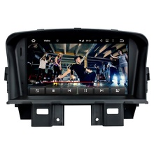 Capacitive screen Quad Core 7″ Android 5.1 Car DVD Radio GPS for Chevrolet Cruze 2008-2012 With 3G WIFI Bluetooth USB 16GB ROM
