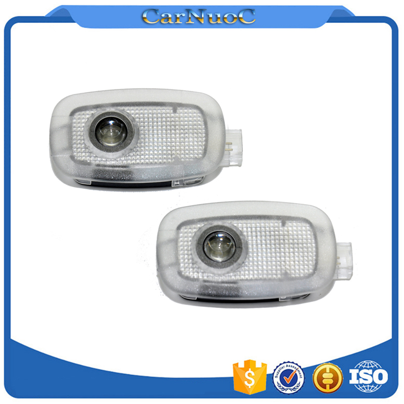 2pcs New LED Car door courtesy laser projector Logo Ghost Shadow Light With For Mercedes benz S Class W221 AMG S500 S350 S63 S65 new 2pcs pair high power led ghost shadow light logo projector vehicle door courtesy laser for bmw brand car styling logo design