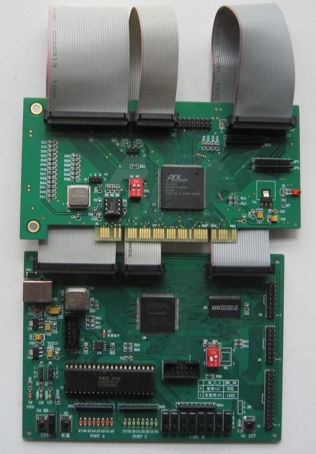 PCI9054 Development Kit Development Board 8 Bit \16 Bit \32 Bit Bus