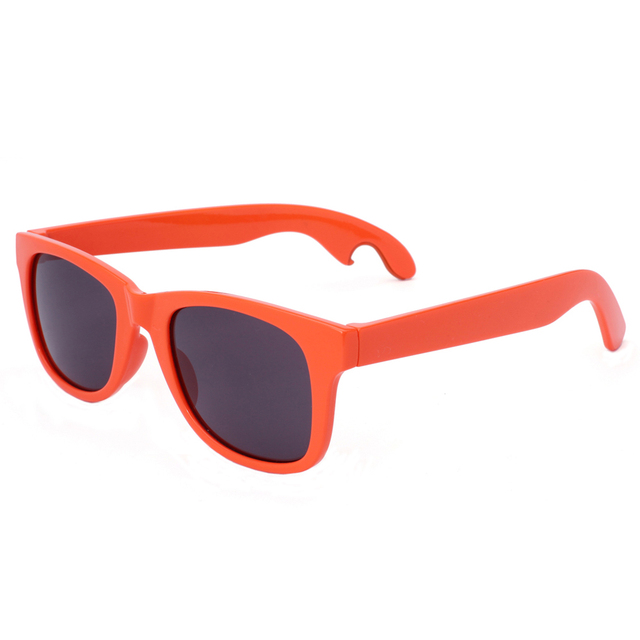 4792fbb31304 Hot Sale One Side Bottle Opener Pedestrianism Sunglasses Fashion Men Women Brand  Designer Sun Glasses UV400 Gafas De Sol Hombre