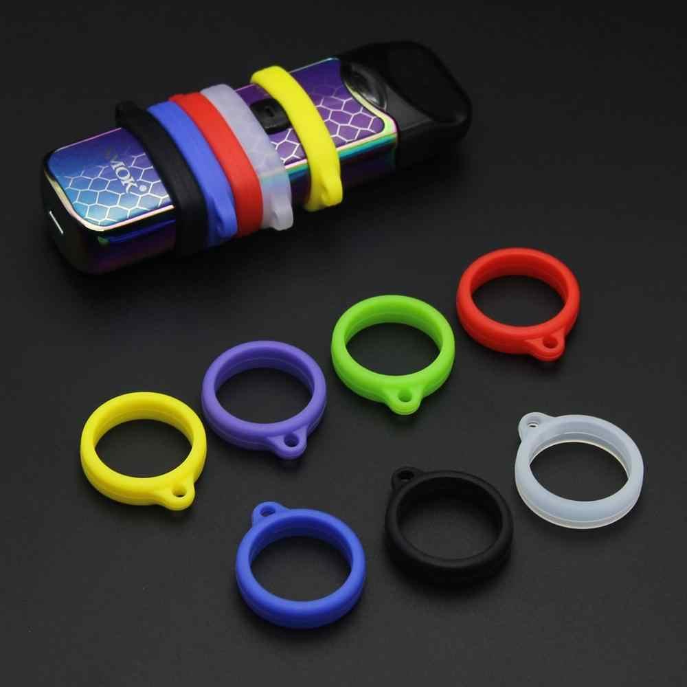 5 шт. силиконовый ремешок vape кольцо DIY для pod box механический мод 18650 20 мм-35 мм rda rba испаритель распылитель